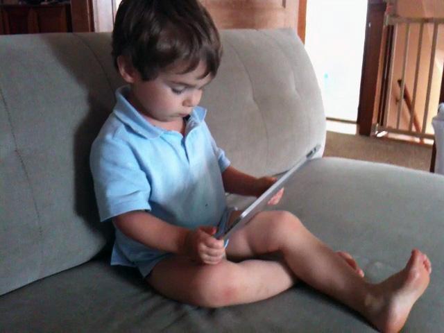 Nos enfants sont aimantés par les écrans